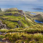 Quiraing, walk along the cliffs thumbnail