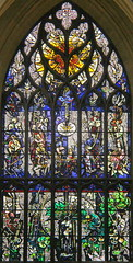 Stained Glass Window (just.Luc) Tags: edinburgh edinbourgh royaumeuni verenigdkoninkrijk unitedkingdom grootbrittanië grandebretagne greatbritain scotland schotland ecosse vitrail gebrandschilderdglas stainedglasswindow religion godsdienst faith religious europa europe glass glas verre colors colours couleurs kleuren farben stgilescathedral cathedral cathédrale kathedraal church kerk église kirche kunst art
