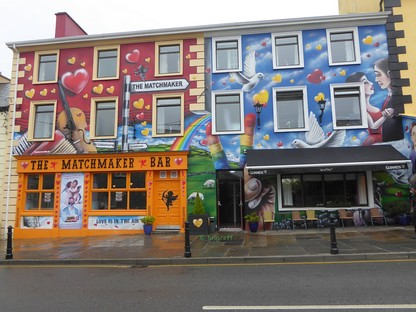The world 39 s most recently posted photos of lisdoonvarna for Mural irlande