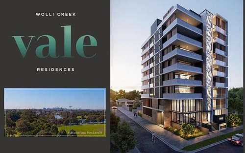 9/15 - 17 Gertrude St, Wolli Creek NSW