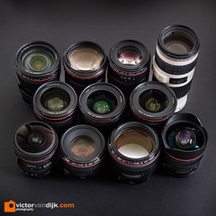 Canon L lenses (2017) (Victor van Dijk (Thanks for 4M views!)) Tags: glass lensporn gearporn canonporn gas lens lenses canon l redrings macro fisheye zoom prime wide tele ef eos ef815mmf4lfisheyeusm ef14mmf28liiusm ef1740mmf4lusm ef24mmf14liiusm ef24105mmf4lisusm ef35mmf14lusm ef50mmf12lusm ef70200mmf4lisusm ef85mmf12liiusm ef100mmf28lmacroisusm ef135mmf2lusm fav fave faved favorite