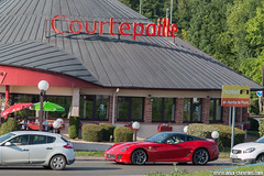 Spotting 24h du Mans 2014 - Ferrari 599 GTO (Deux-Chevrons.com) Tags: ferrari599gto ferrari 599 gto 599gto car coche voiture auto automobile automotive spot spotted spotting croisée rue street france lemans 24hdumans 24heuresdumans 24hoflemans 24heures supercar sportcar gt exotic exotics