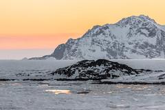 East Greenland after sunset (Markus Trienke) Tags: snow cold winter ice mountains mkiv 5d eos canon ammassalik fjord sea water coast eastgreenland sunset evening greenland grönland kulusuk kommuneqarfiksermersooq gl