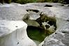 Pazin, de bedding van de Fojbarivier, Istrië Kroatië 1986 (wally nelemans) Tags: pazin fojba rivier river istrië istria kroatië croatia hrvatska 1986