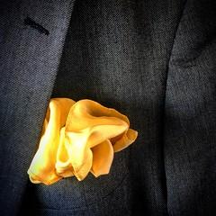 diary #Adjunct: Yellow Silk For Sam