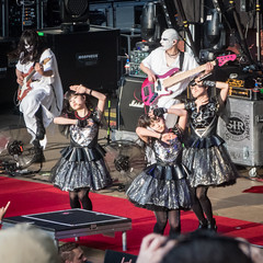 BABYMETAL at Shoreline Amphitheatre #13 (satoshikom) Tags: panasonicdmczs100 babymetal shorelineamphitheatre heavymetal concert yuimetal moametal sumetal