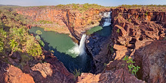 Mitchell Falls (Louise Denton) Tags: waterfall kimberley mitchell falls wet water spectacular escarpment australia thekimberley gibbriverroad adventure travel drive roadtrip