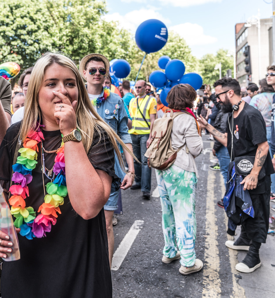 LGBTQ+ PRIDE PARADE 2017 [ON THE WAY FROM STEPHENS GREEN TO SMITHFIELD]-130101