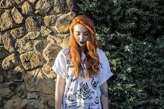 (Alex Nozop Foto) Tags: redhead girl hot dye badajoz esther canon eos 600d t3i tattoo portrait chica pelirroja beautiful guapa