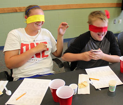 Georgetown Branch Teen Thursday, June 15, 2017 - Blind Taste Testing (ACPL) Tags: fortwaynein acpl allencountypubliclibrary georgetown geo teenthursday blindtastetesting 2017