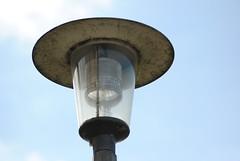GLG40 (Callum's Buses & Stuff) Tags: lantern 35w street refractor 24edinburghcu sox refractorglasspoststreet lanternstreet singlerefractor edinburgh lothian greendykes