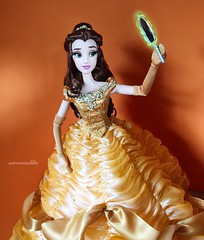 Be HumBelle (Richard Zimmons) Tags: belle disney limited edition doll walt batb collector tale old time platinum