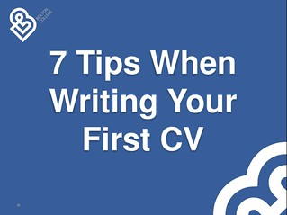 7 tips when writing your first Cv