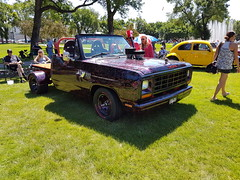Dodge truck (dave_7) Tags: dodge truck d100 80s
