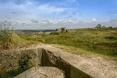 Pen Hir-47 the Atlantic Wall (stevefge) Tags: atlanticwall bretagne brittany france penhir wwii bunkers landscape clifftop reflectyourworld