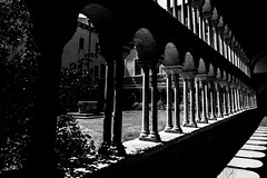 Verona4 (aletaty) Tags: verona colonnato chiostro colums cloister