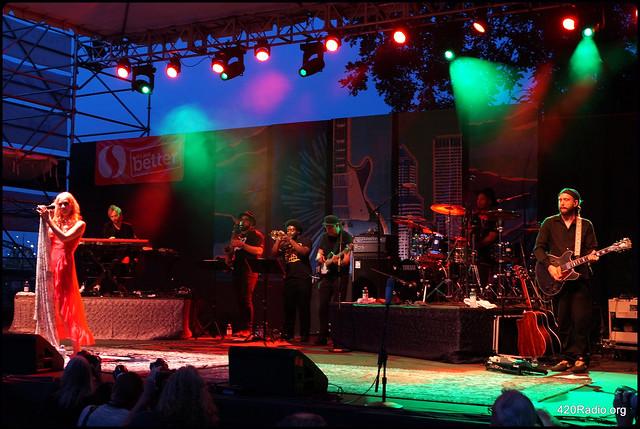 Joss Stone - Waterfront Bluesfest - Portland, OR - 07/03/17