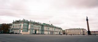Hermitage Museum in Saint Petersburg, Russia