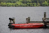 (orbit9000) Tags: boat lake water lomand red vessel pier scotland outdoor nature