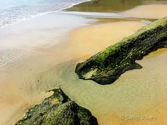 Playa de los locos, Suances, Cantabria. (Airbeluga) Tags: cantabria españa marcantábrico naturaleza playadeloslocos suances