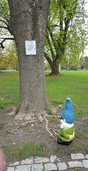 Bad bugs in Washington Park, Albany, NY (Capital District, New York) Tags: albany newyork capitaldistrict washingtonpark tourism parks gnome