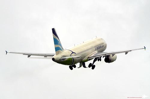 Airbus A320-232 | HL7753 | KHH