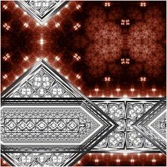 Spectral Intensity (Ross Hilbert) Tags: fractalsciencekit fractalgenerator fractalsoftware fractalapplication fractalart algorithmicart generativeart computerart mathart digitalart abstractart fractal chaos art mandelbrotset juliaset mandelbrot julia orbittrap metal sculpture spiral copper brass steel