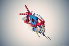 Belter Rock Hopper (per_ig) Tags: lego belt belter exapnse rock hopper scifi