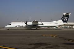 N422QX-LAX19JUN17 (G-AZZD) Tags: n422qx bombardier dhc8402 4150 pw150a horizon air klax lax q400