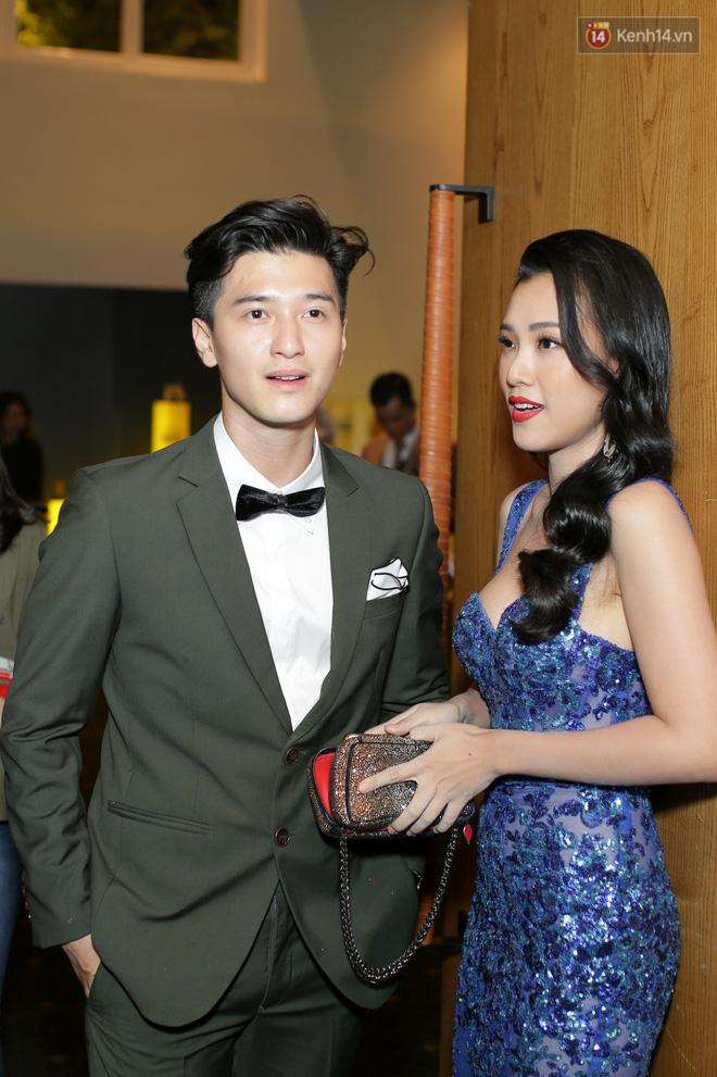 Hậu chia tay, Huỳnh Anh và Hoàng Oanh xuất hiện thân mật, hội ngộ dàn sao khủng trên thảm xanh! - Ảnh 5.