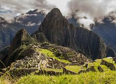 Secret Machu Picchu (Bauer Florian) Tags: machu picchu secret nature peru ruine landscape mountain
