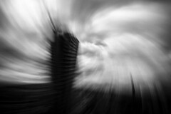 elephantnad castle swirl (jrockar) Tags: london elephantandcastle bw mono blackandwhite architecture building abstract surreal city urban metropolis cityscape noir xt2 fujix swirl motion blur motionblur jrockar janrocker neverwhere fineart