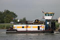 Broedertrouw II (Maurits Freijsen) Tags: broedertrouwii duwboot pusher pushboat hollandscheijssel nieuwerkerkaandenijssel