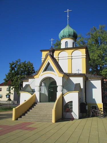 Pravoslavný kostel sv. Cyrila a Metoděje