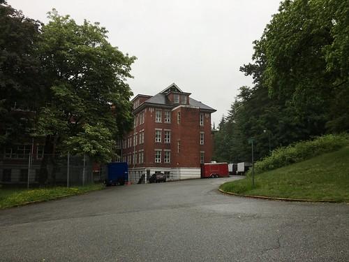 Riverview Hospital Site, Centre Lawn