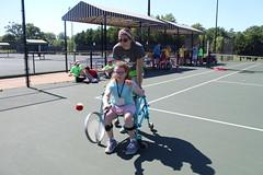 IMG_8516 (varietystl) Tags: tennis summercamp anklefootorthotics afos legbraces afobraces walker orthotics