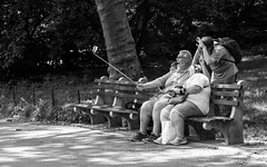 Family selfie in Central Park (simon.mccabe.5) Tags: new york landscape people life fast busy