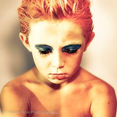 Ziggy Stardust Kid (Chambres Noires) Tags: personne davidbowie portrait ©fredericrole enfant kid personnageréel compositionettypedephoto personnage année 2016 ziggystardust chambresnoiresfr fredericrole