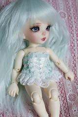 Corset (~Akara~) Tags: bjd ball jointed doll fairyland fairy land fl pukifee puki fee pkf corset handmade etsy juri event faceplate cutom faceup face up