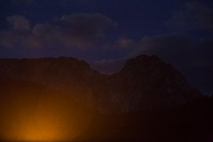 Tatra Mountains View (achudziak) Tags: tatra mountains night giewont zakopane view landscape clouds canon eos 6d ef