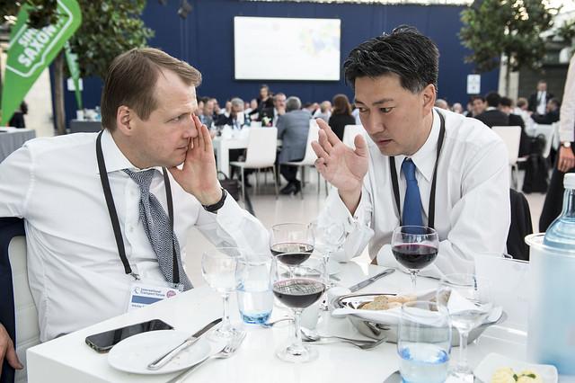 Nikolay Asaul and Mattias Landgren