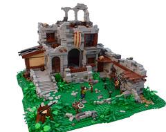 Champions Retreat (Faron*) Tags: lego moc afol abs castle legography toys models