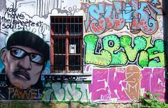 IMGP2648 (Claudio e Lucia Images around the world) Tags: graffiti metelkova mesto ljubljana lubiana sigma murales tag art streetart colors walls wall