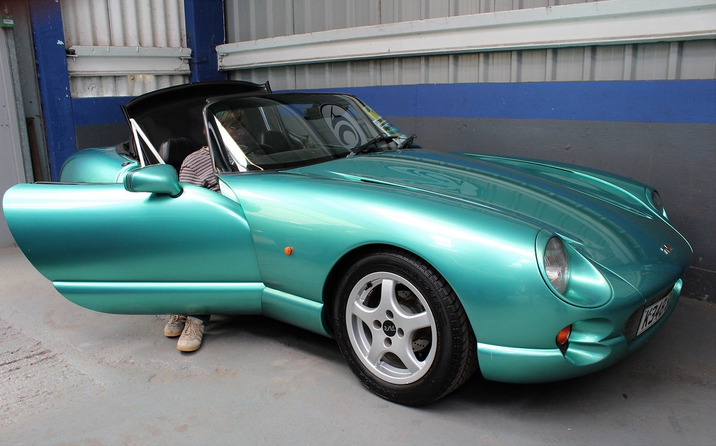 The Worlds Best Photos Of 1993 And Tvr Flickr Hive Mind