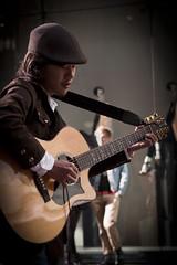 Busker (vicfefer) Tags: busker sydney pittstreet music musician street vicfeferberg