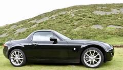 Mazda MX-5 Mk 3 (Dave_S.) Tags: ingram northumberland car sport mazda mx5 miata black england uk gb nikon d7200 countryside sports mk 3 united kingdom great britain national park british english