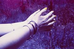 IR Hands (LeandroF) Tags: minoltasrt101 minolta 45mmf2rokkor film camera e6 chrome slidefilm fpp infrared infrachrome ir thedarkroomlab 35mm slr yellow12filter hands