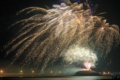 IMG_7206_Huxi (Mark Kao - Thanks for 1,300,000 views) Tags: 台灣 taiwan 澎湖 penghu 湖西 花火節 fireworks