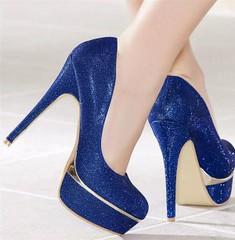 اختاري الأزرق الجذاب في لمسة الحذاء الخاصة بسهرات ربيع 2017 (Arab.Lady) Tags: اختاري الأزرق الجذاب في لمسة الحذاء الخاصة بسهرات ربيع 2017