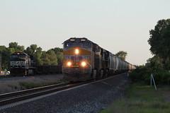 UP 2684 (CC 8039) Tags: up ns csx trains et44c4 es44ac ac44cw mitchell illinois